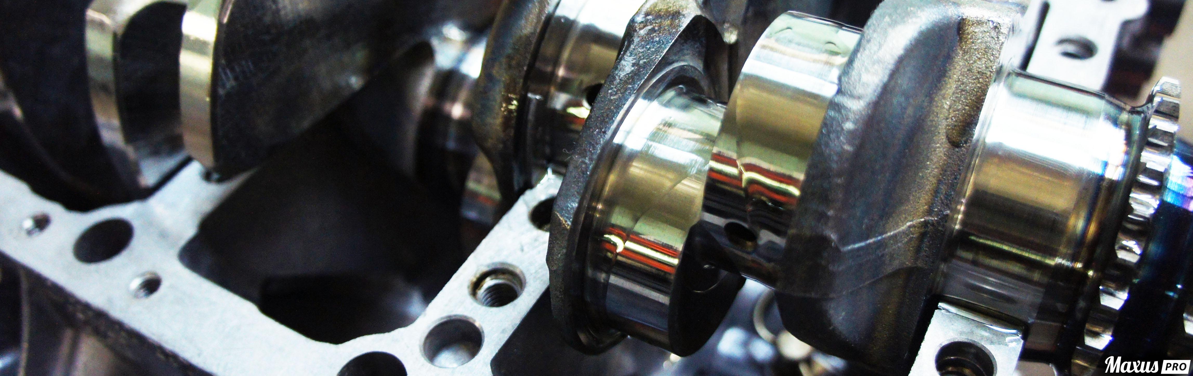 Ремонт двигателя Maxuspro